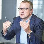 Robert Machtlinger, CEO der FACC AG