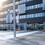 Firmenzentrale der FACC AG in Ried im Innkreis