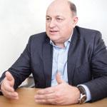 Andreas Klauser, CEO des Salzburger Kranherstellers Palfinger