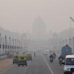 Kein Durchblick: Die Gesundheitsrisiken in Indien sind vielfältig, der Smog in Delhi ist nur eines unter vielen.