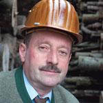 Herbert Grill , Chef-Holzeinkäufer bei Lenzing