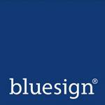 Logo of bluesign