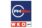 Logo of the FHWien of the WKW