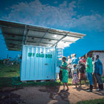 Service-Box für kleine Dörfer