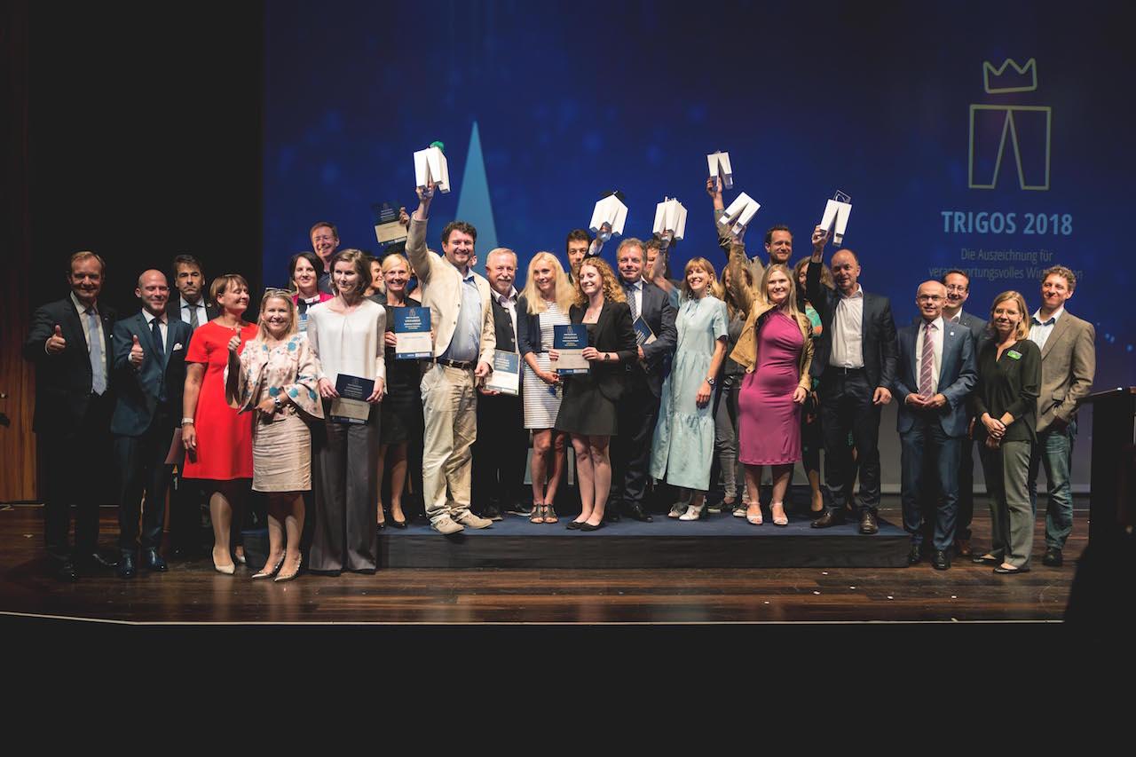 TRIGOS-GALA 2018: Die Bewerbung für 2019 läuft.
