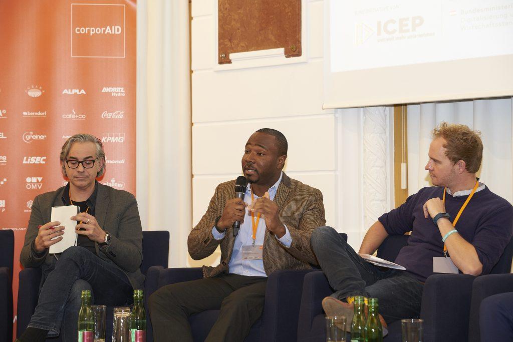 corporAID Multilogue: Afriac's Path to Prosperity (27. November 2018)