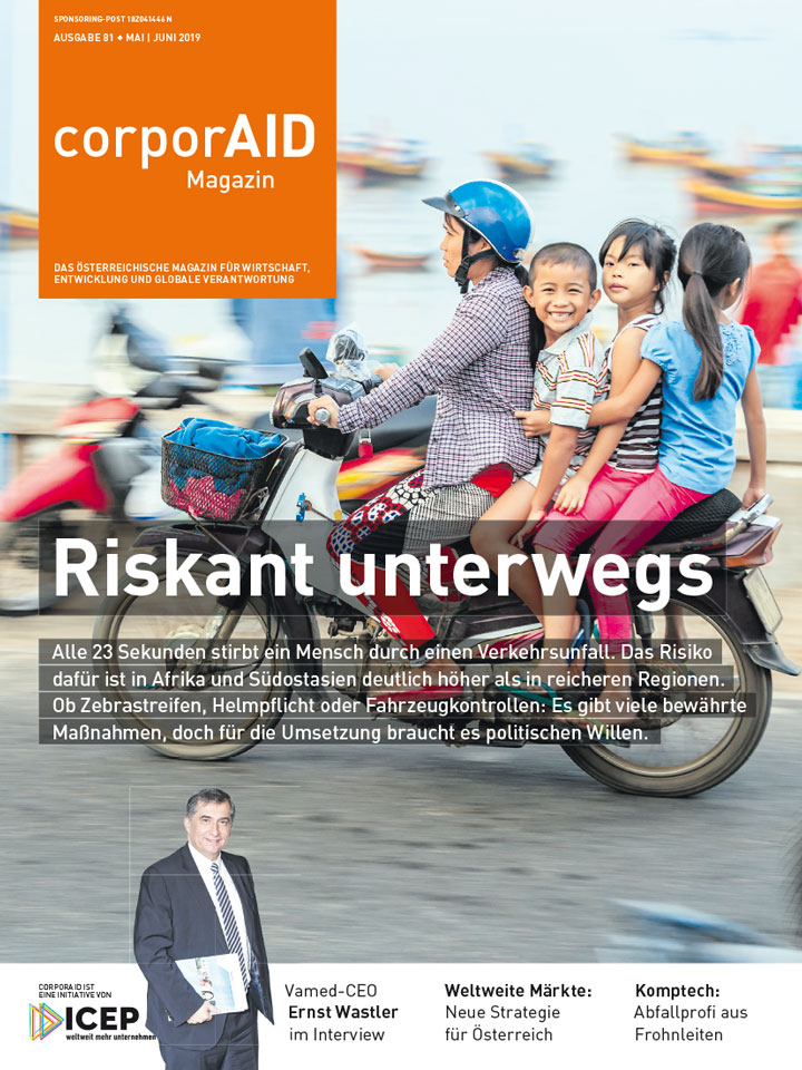 corporAID Magazin 81