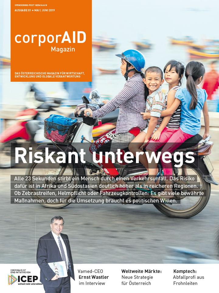 corporAID Magazin 81