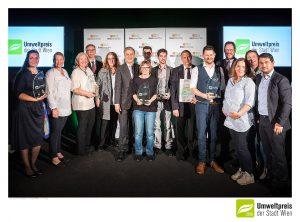 Der Umweltpreis der Stadt Wien wurde heuer bereits zum 14 Mal vergeben.