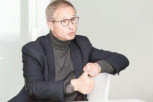 Alfred Stern, CEO der Borealis AG