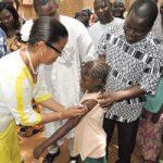 Burkina Faso: Erster Einsatz von MenAfriVac
