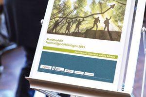 Bericht zu nachhaltigen Geldanlagen