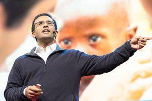 Gesundheit für alle Last-Mile-Health-Gründer Raj Panjabi