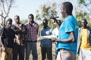 Produktivere Kleinbauern sind Ziel von One Acre Fund.