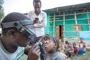 Sightsavers: 105 Mio. Dollar für den Kampf gegen Trachoma