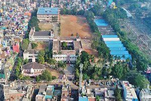 Das DonBosco Technical Campus im südostindischen Chennai
