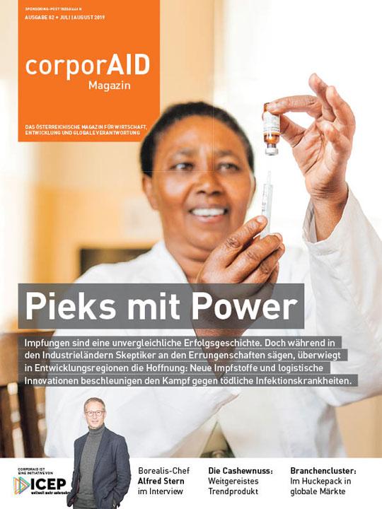 corporAID Magazin Ausgabe 82