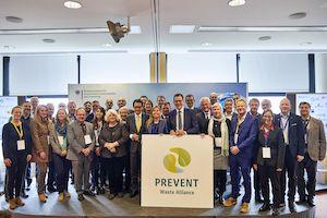 PREVENT: Neue Abfall-Allianz ins Leben gerufen