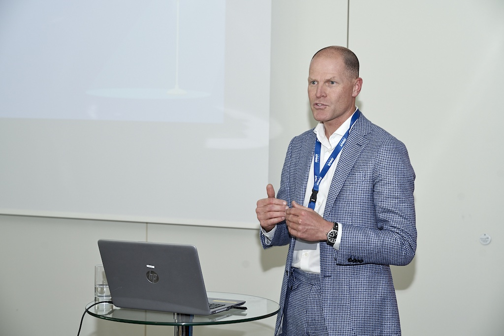 Keynote by Arnoud Walrecht, KPMG at corporAID Multilogue: The Wider Circle on the 12. September 2019 in Vienna