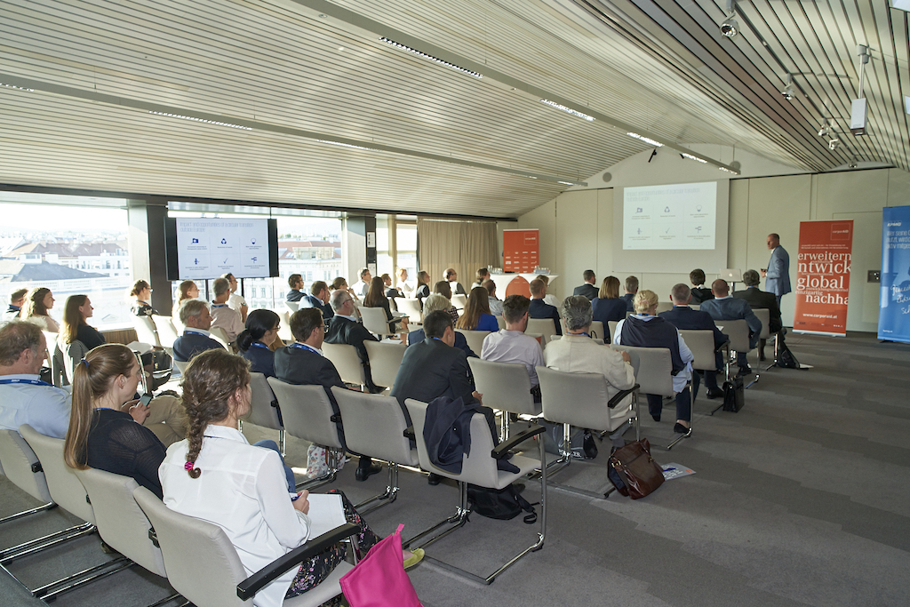 corporAID Multilogue: The Wider Circle on the 12. September 2019 in Vienna