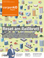 corporAID magazine issue 84