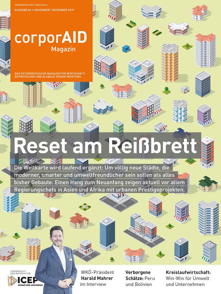 corporAID Magazin Ausgabe 83