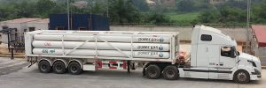 Powergas Nigeria already operates its trucks with cheap natural gas.