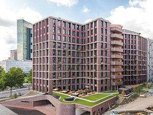 Neue Unternehmenszentrale am Wienerberg