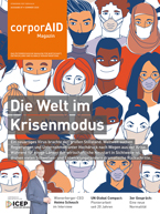 corporAID Magazin Cover Ausgabe 87