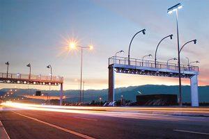 Kapsch TrafficCom toll system