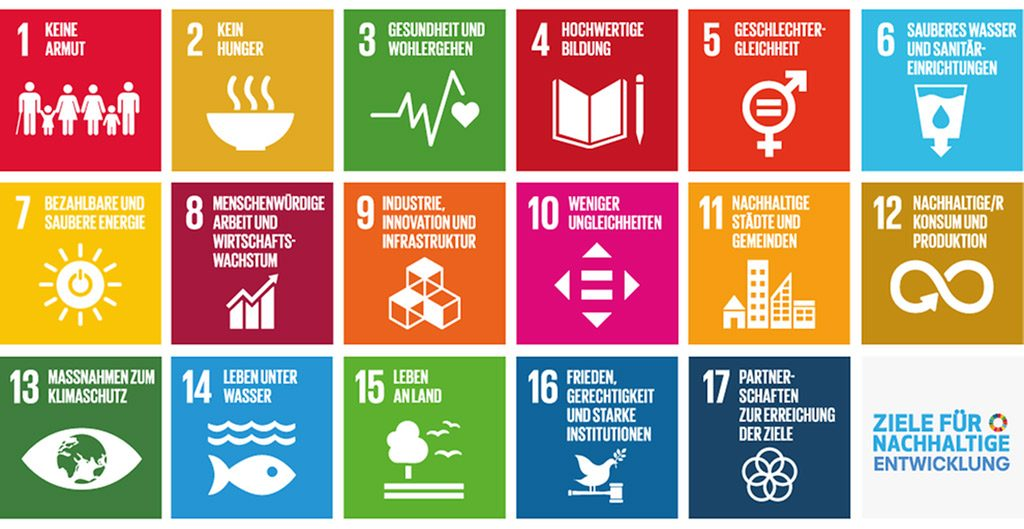 The 2030 Agenda at a glance