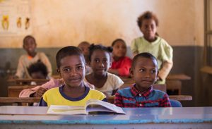 Agenda 2030: Schoolchildren in Madagascar