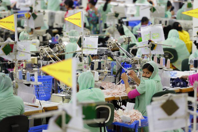Lieferkettengesetz Fabrik Bangladesch