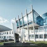 Christof Industries Firmensitz in Grau