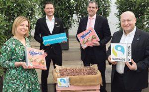 Manner ist größter Fairtrade-Kakaoverarbeiter Österreichs.