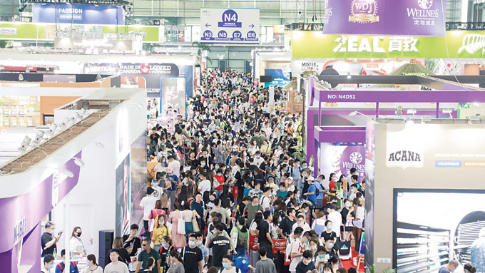 Pets are booming in Asia: The largest trade fair Pet Fair Asia