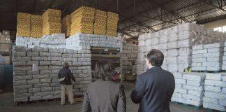 Humanitarian aid in Ethiopia
