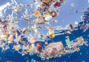 Disastrous: The largest entry of plastic into the world's oceans takes place in Asia.