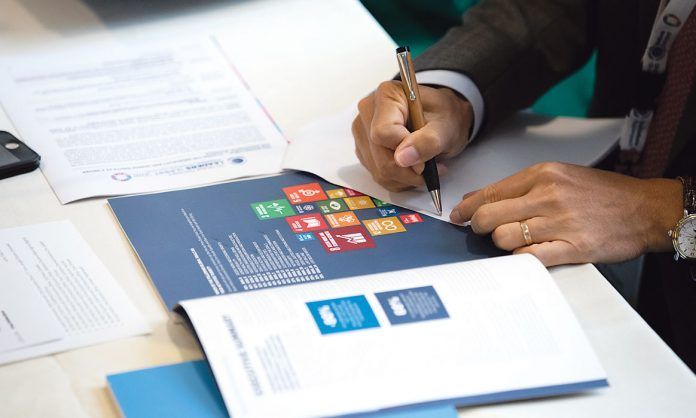 The UN Global Compact aims to make corporate sustainability more measurable and visible.
