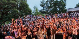 Musik aus Afrika begeistert die Fans.
