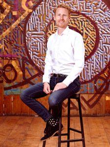 Kenner von Afrikas Musikindustrie: Martin Nielsen