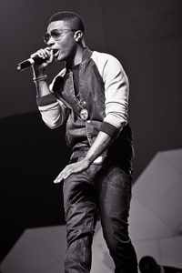 Afrikas Musikstar Wizkid