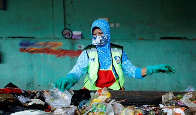Pollution in Indonesia
