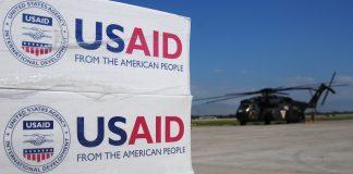 USAID feiert Jubiläum.