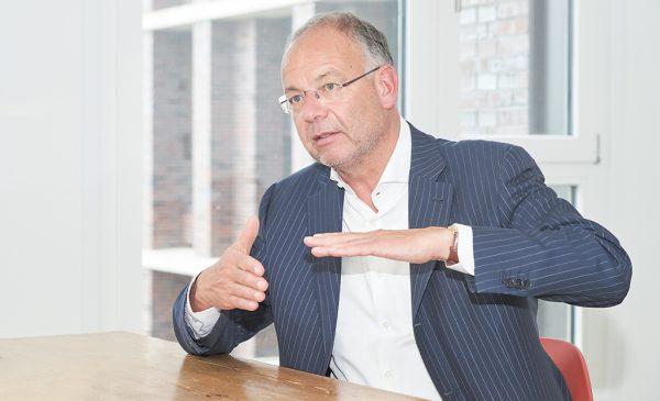 Heimo Scheuch im Gespräch