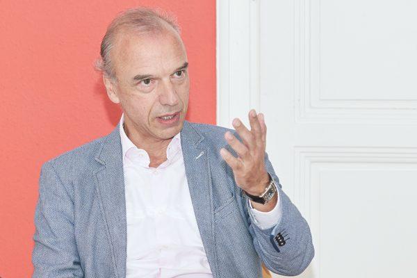 Arnold Schuh, WU Wien